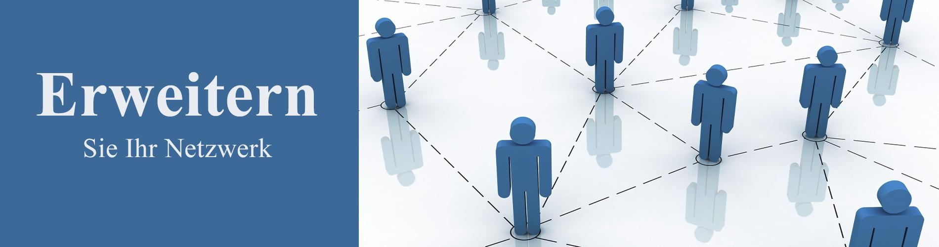 Erweitern Sie Ihr Netzwerk